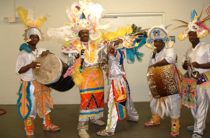 Junkanoo Revue Miami Group